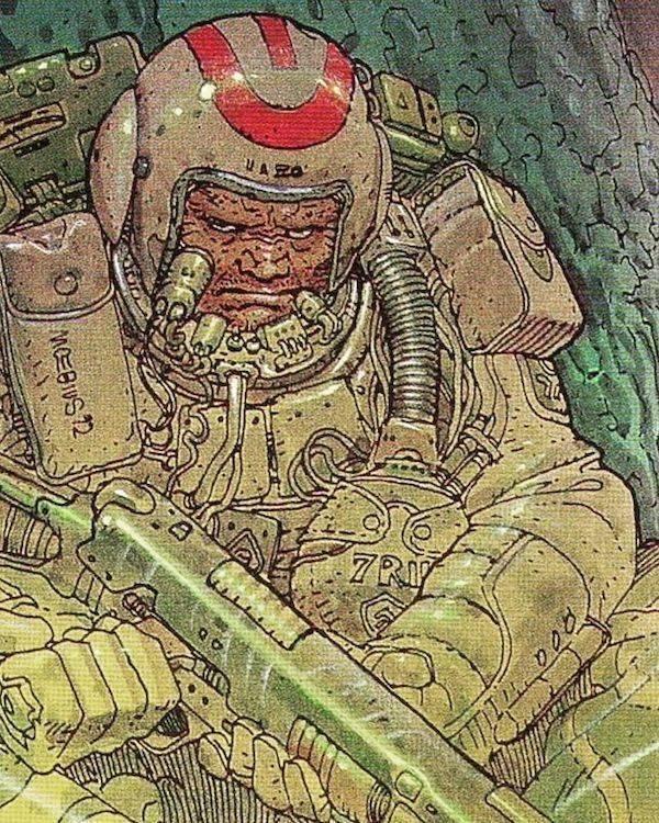 This Retro Sci-Fi Art Is Fantastic!