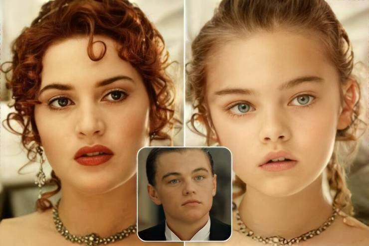 Creating Kids Of Fictional Celebrity Couples Using AI