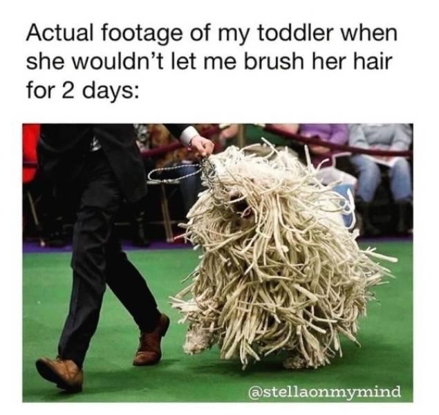Kids Are Fun, Sure…