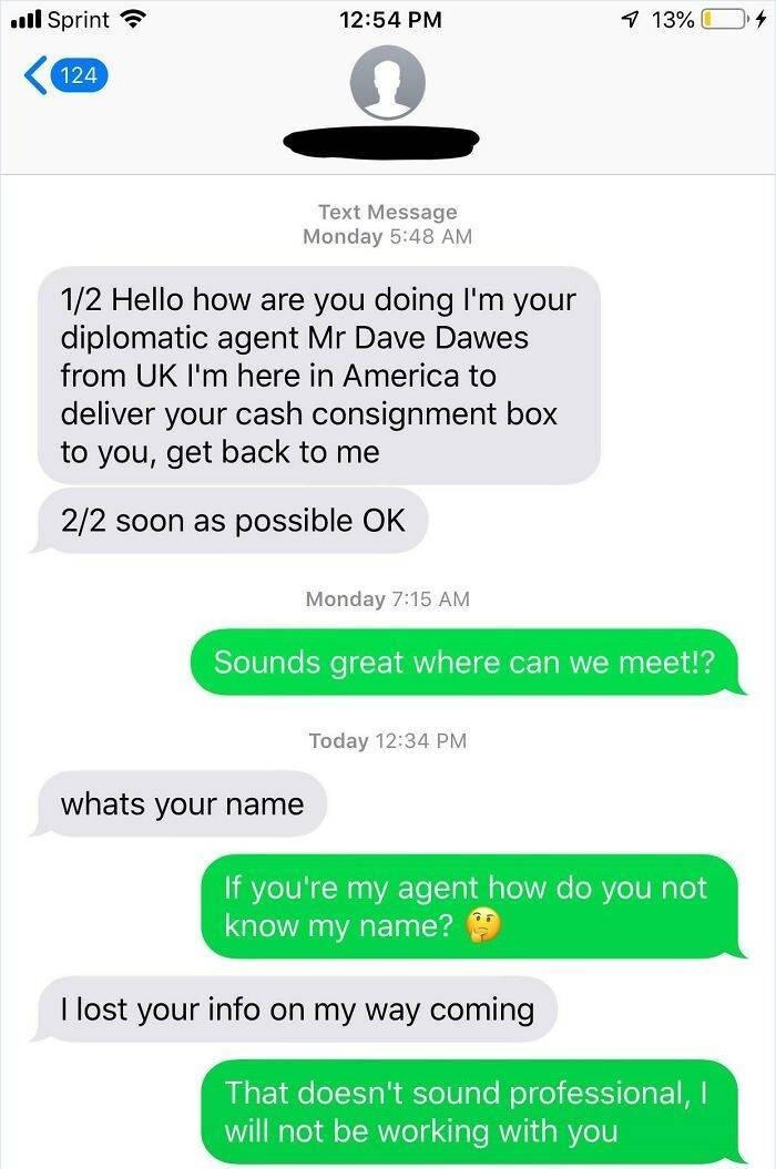 These Scam Messages Are Totally Believable!