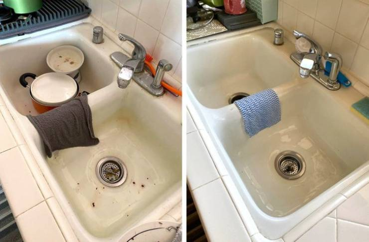This Is Why It's Important To Clean Your Stuff!