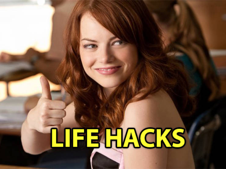 Change Your Life With These Lifehacks!