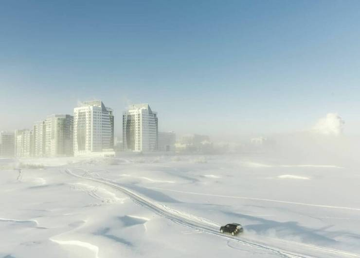 Photographer Shows What It's Like To Live In Yakutia, Russia