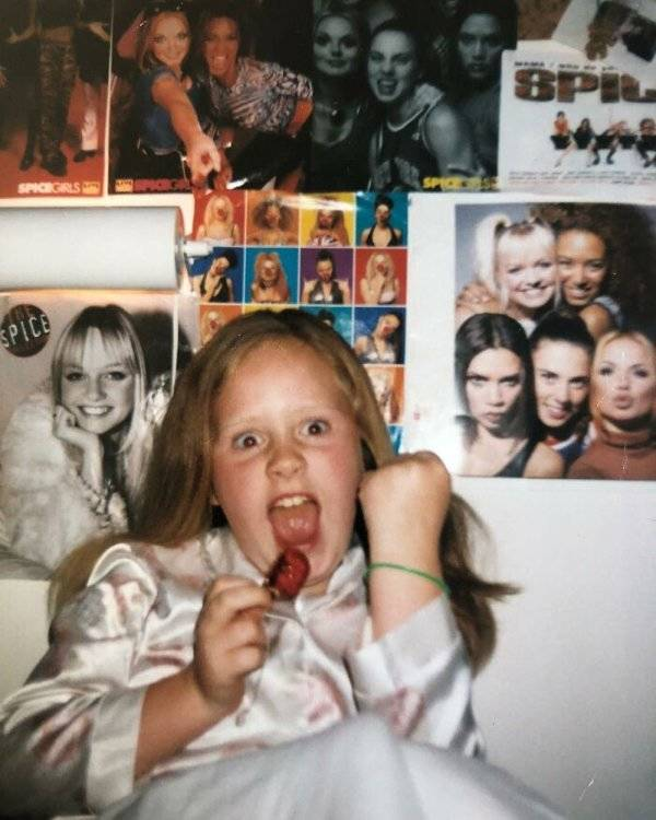 Celebrities And Their Childhood Photos