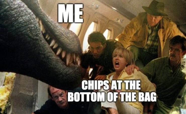 """Don't Get Eaten By These """"Jurassic Park"""" Memes!"""