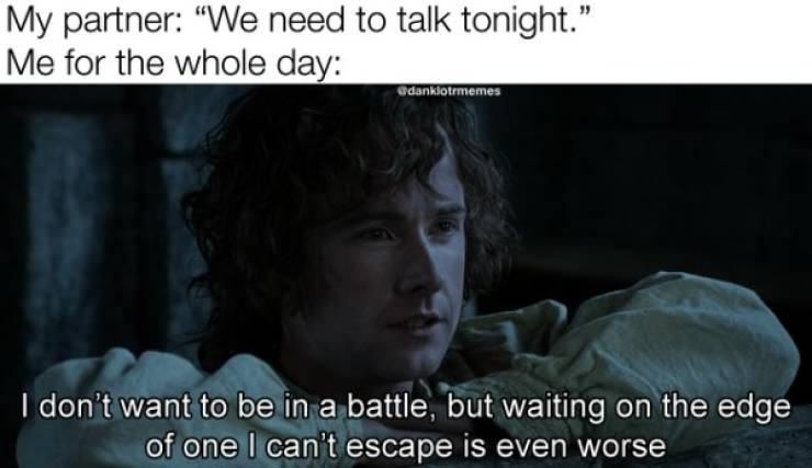 "The Return Of ""Lord Of The Rings"" Memes"
