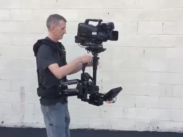 Fantastic Camera Stabilizer!