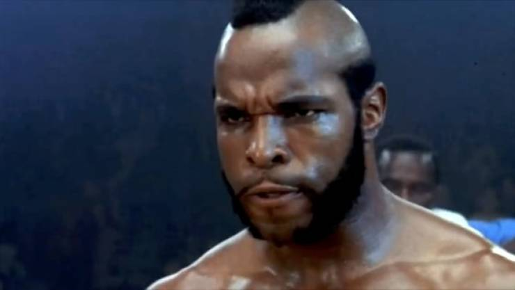 Smart Off-Screen Quotes By Mr. T
