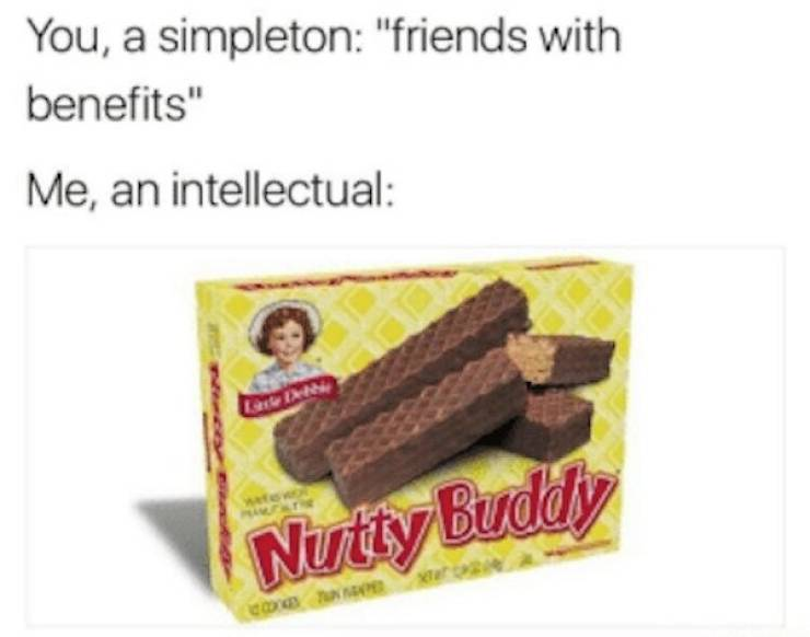 Being Friends With Benefits Is Fun, Huh?