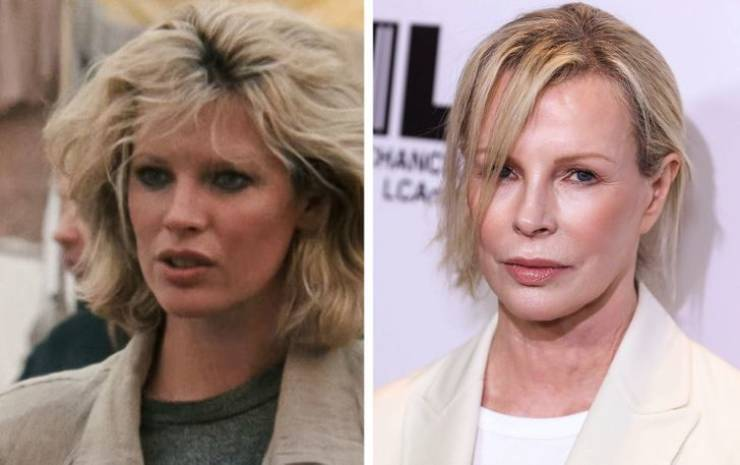 Actresses From Romantic Movies Of The '80s And '90s: Then Vs These Days