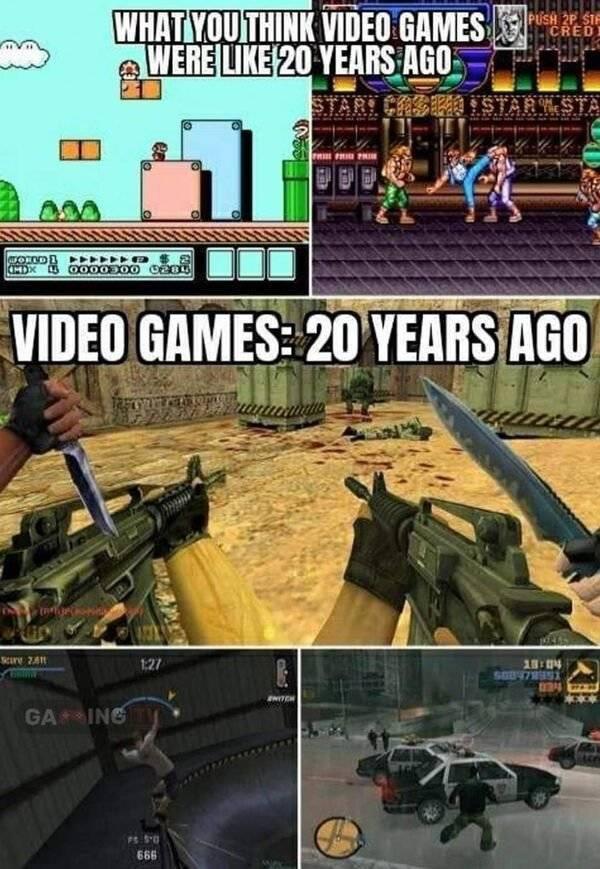 Gaming Incoming!