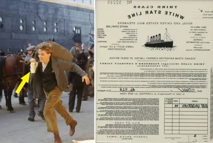 """Sinking Facts About """"Titanic"""""""