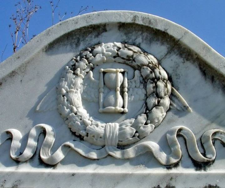 What Tombstone Symbols Actually Mean