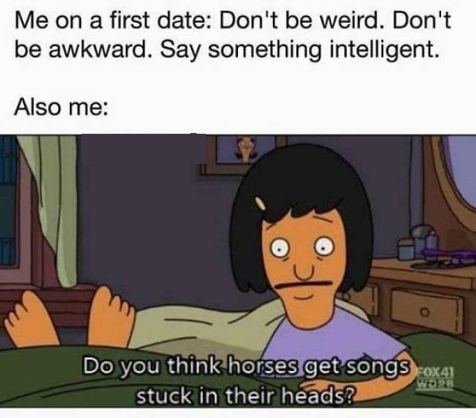 When Your Date Goes From Bad To Super-Bad…