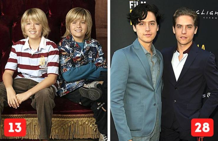 Child Stars Who Grew Up In A Blink Of An Eye