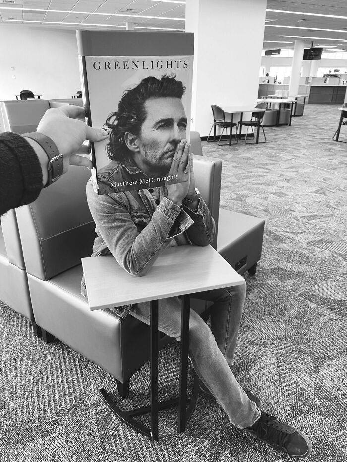 The #Bookface Challenge!