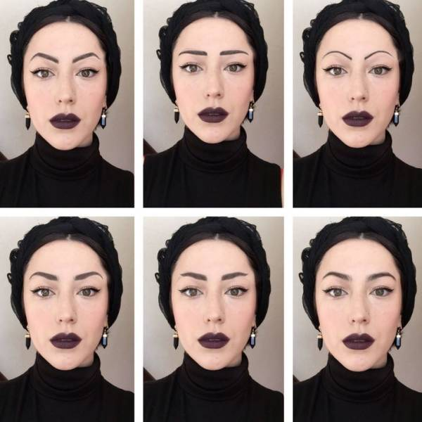 Girls Show The Power Of Makeup