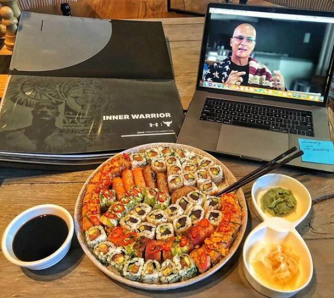 """Can You Imagine Dwayne """"The Rock"""" Johnson's Cheat Meals…"""