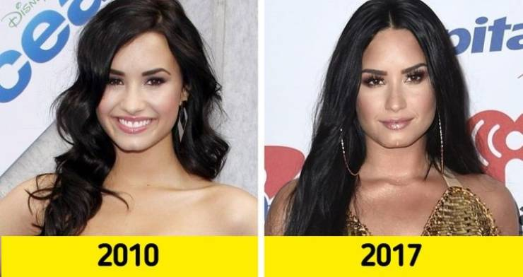 Celebs Who Completely Transformed Themselves