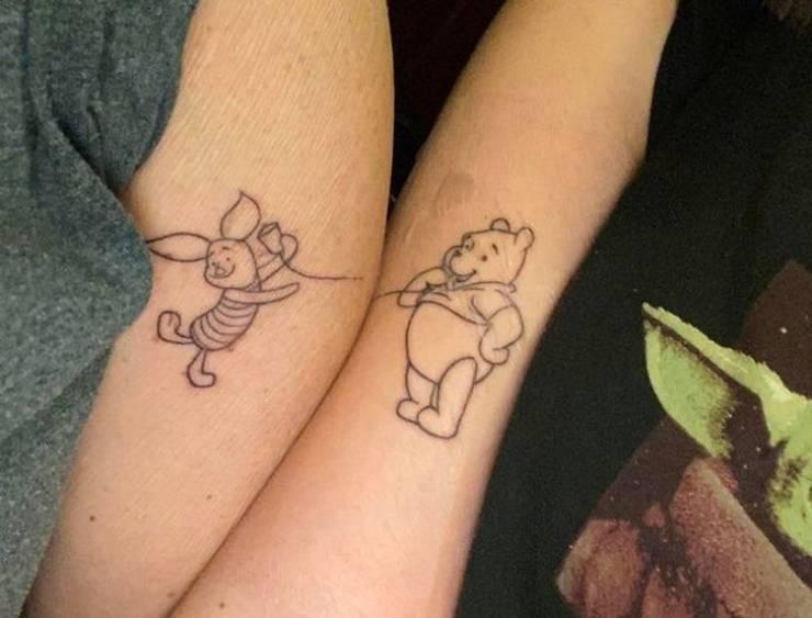 Stories Behind People's Tattoos
