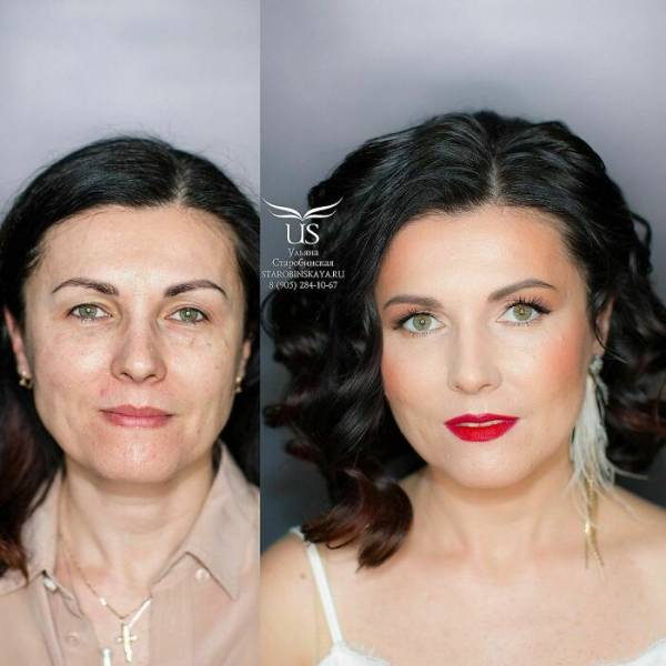 This Is How A Good Makeup Artist Can Transform You