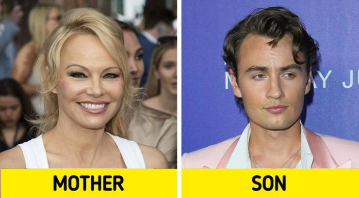 Celebrity Children Who Look Very Different Compared To Their Famous Parents
