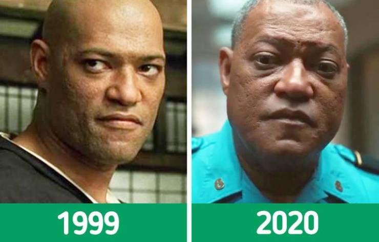 """""""The Matrix"""" Cast After 20 Years"""