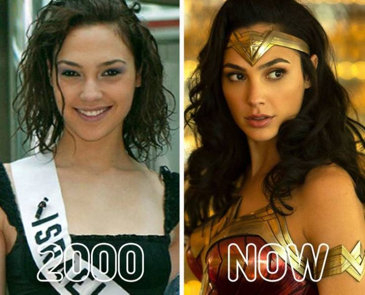 Beauty Queens: Back When They Won Their Crowns Vs These Days
