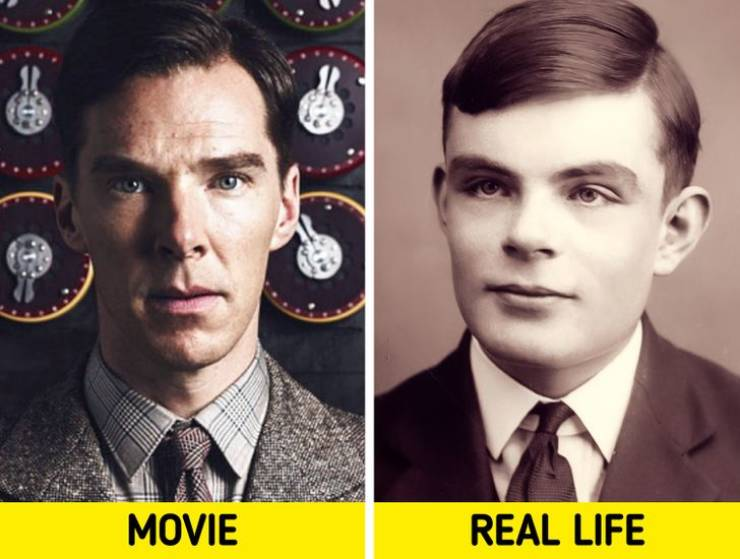 What Real-Life Historic Prototypes Of Movie Characters Looked Like