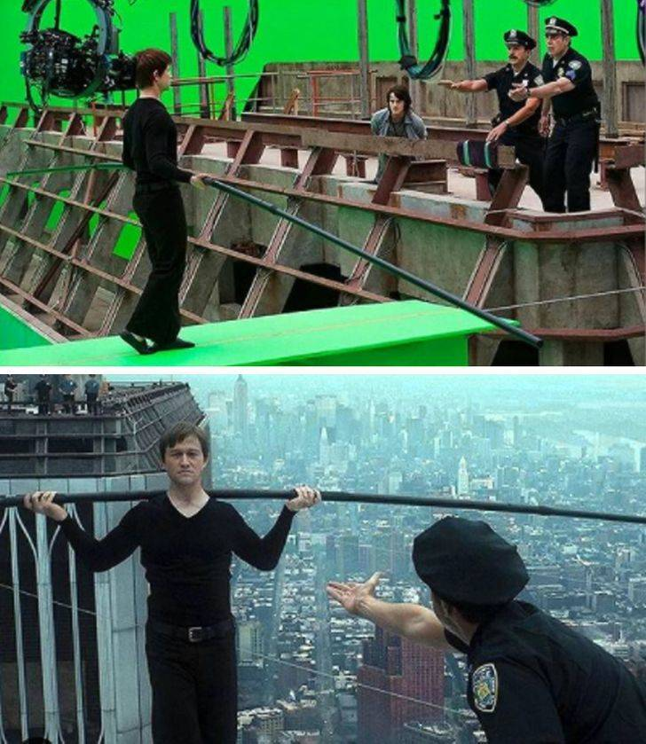 Here's What Actually Happens Behind The Scenes Of Popular Movies