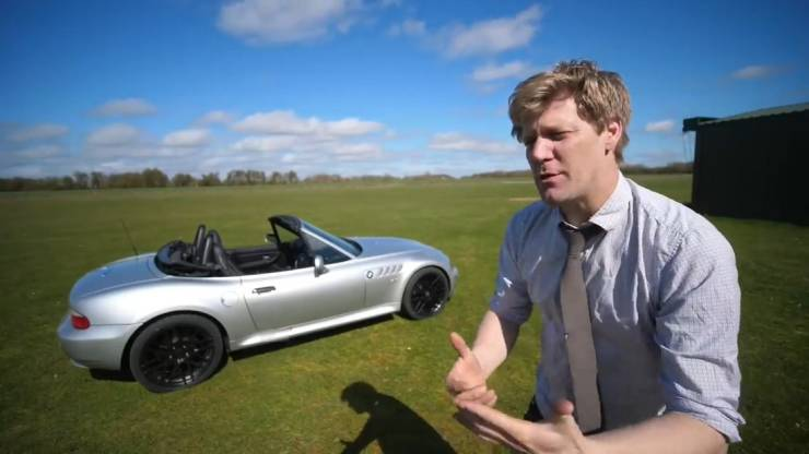 Inventor Creates James Bond Car With Flamethrowers And Guns For Less Than $10 Thousand