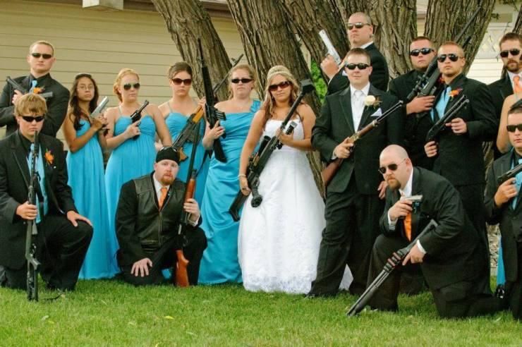 Weddings Can Get Real Awkward…