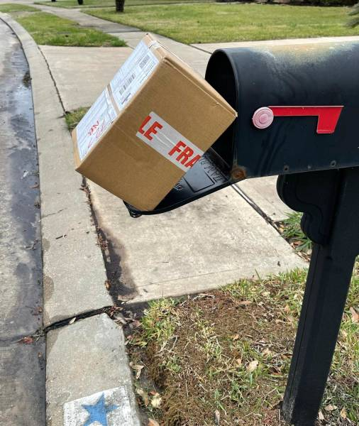Package Delivery Hall Of Fame