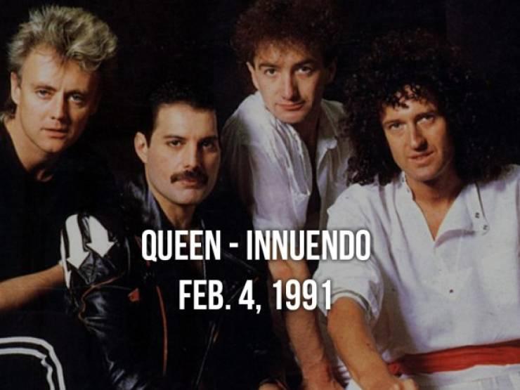Rock Albums Turning 30 This Year
