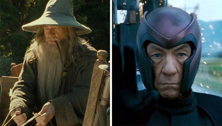 Movie Heroes And Villains Played By Same Actors And Actresses