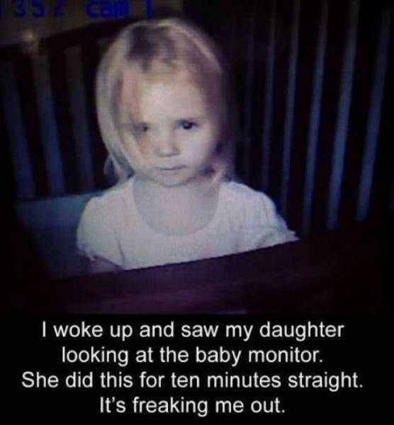 Kids Are Evil Little Things…