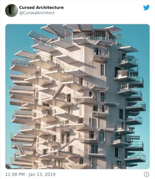 That Architecture Is Cursed!