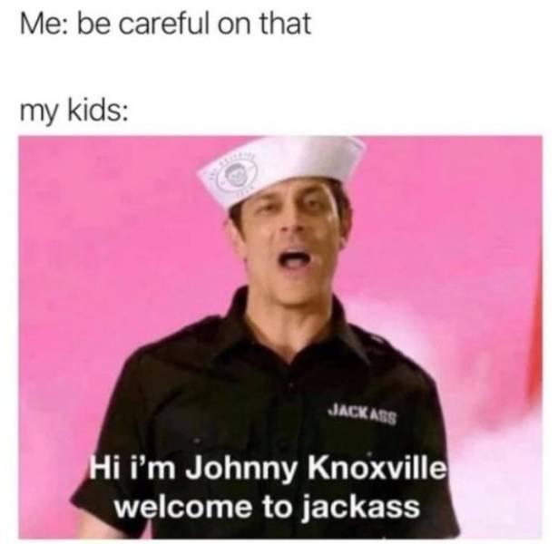 Kids Are Always Fun…