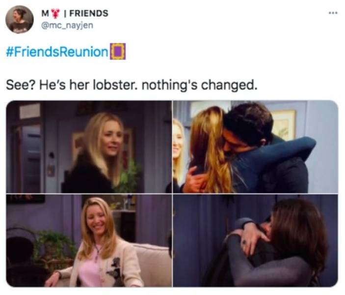 """Let's Unite With These """"Friends"""" Reunion Memes!"""