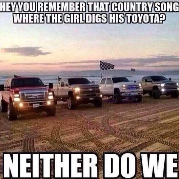 These Memes Are Extra-Country!