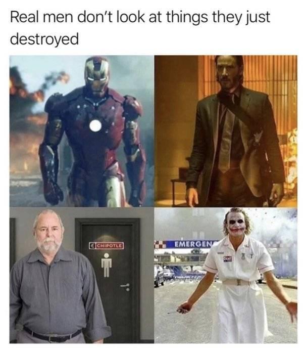 Men Will Definitely Understand These Memes