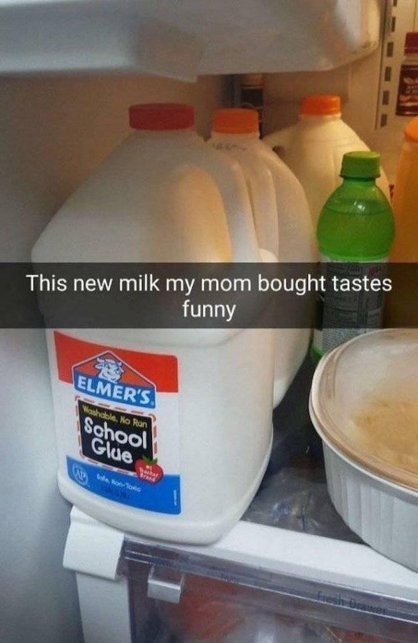 But It Looks Like Food!