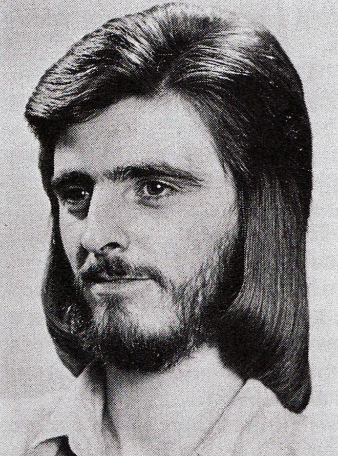 Men's Hairstyles Of The 1970s Are Something Else…