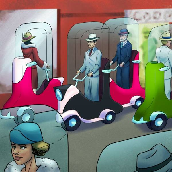 How People From The 1900s Imagined The 2000s
