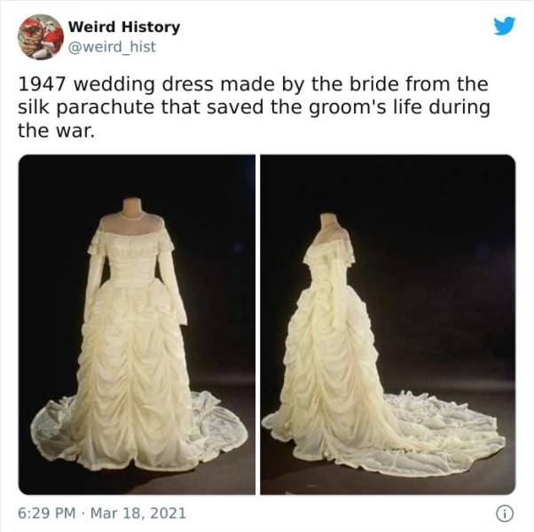 Weird Pieces Of History
