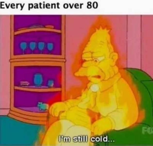 Nurses Have Very Special Memes…