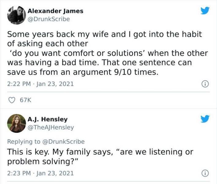 Married Life Is Full Of Jokes…