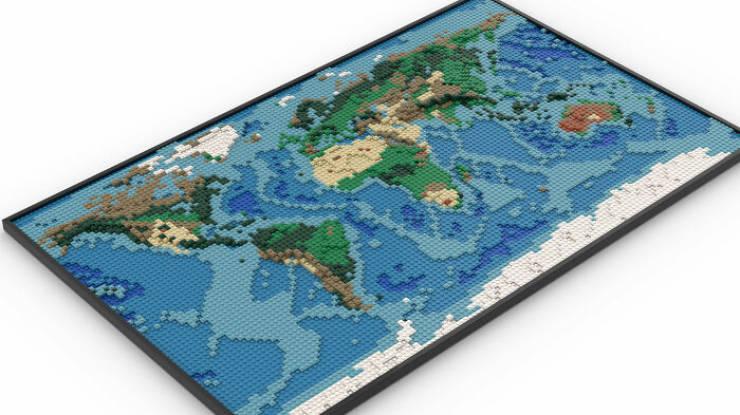 These Maps Are So Unique!
