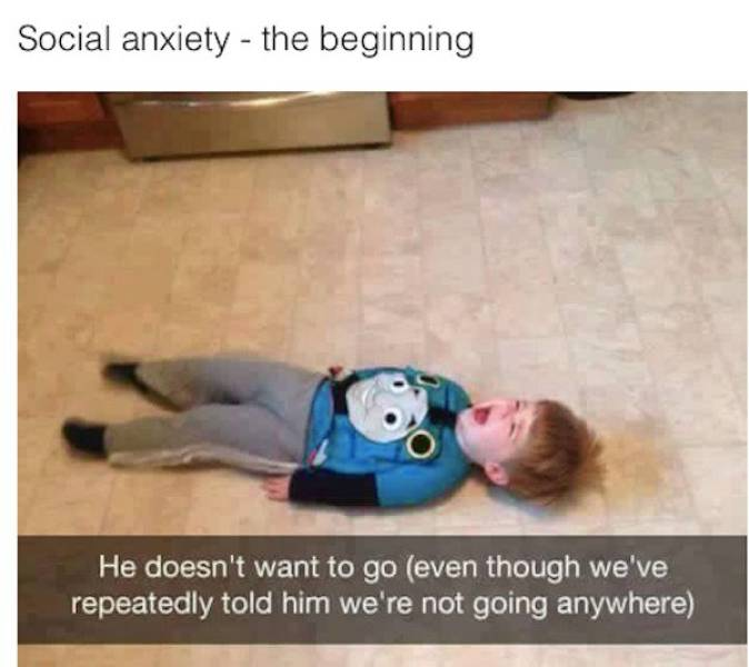 These Anxiety Memes Can Give More Anxiety…