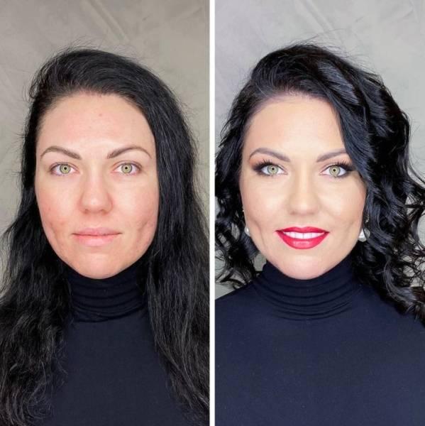 Face Lifting Makeup Can Change A Lot